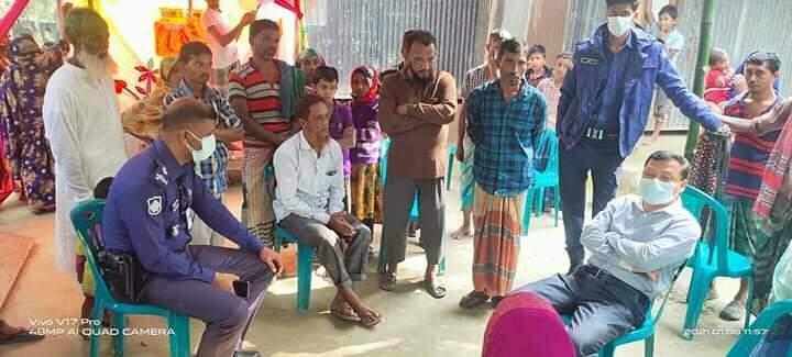 গৌরনদীতে বাল্যবিবাহ থেকে রক্ষা পেল স্কুলছাত্রী