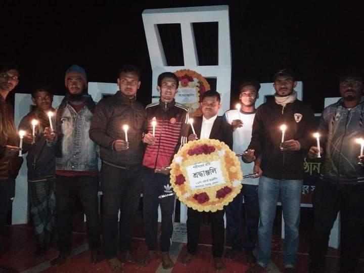 বাবুগঞ্জের ইসলামপুর ওয়ার্ড ছাত্রলীগের আন্তর্জাতিক মাতৃভাষা দিবস উদযাপন